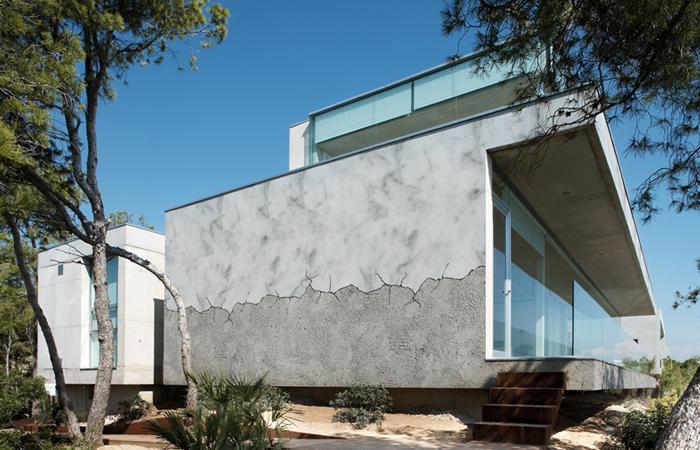 10surdix] | Papier peint extérieur Wall & Déco «OUT» – Crack ...