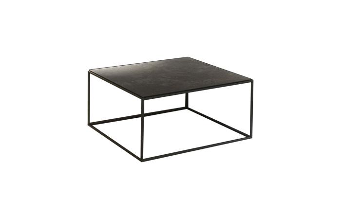 boutique tables basses table basse vital  cm pierre arena envejecido