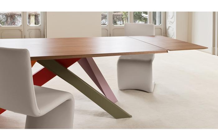 10surdix table big table extensible 200 100 cm for Table extensible 100 cm
