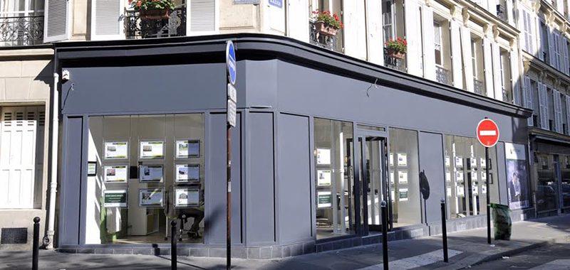 Chantier en cours agence immobili re paris 9 10surdix for Agence immobiliere paris