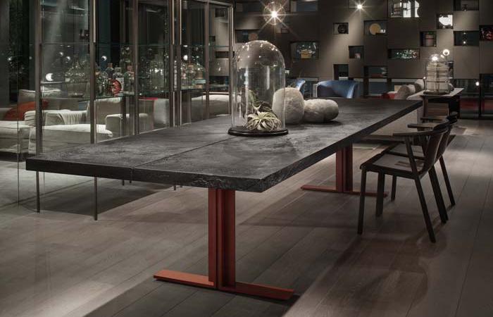 10surdix tiquette table b ton m tal 10surdix. Black Bedroom Furniture Sets. Home Design Ideas