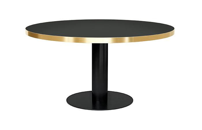 10surdix table 2 0 110 d cm verre base noire for Table 0 to 10