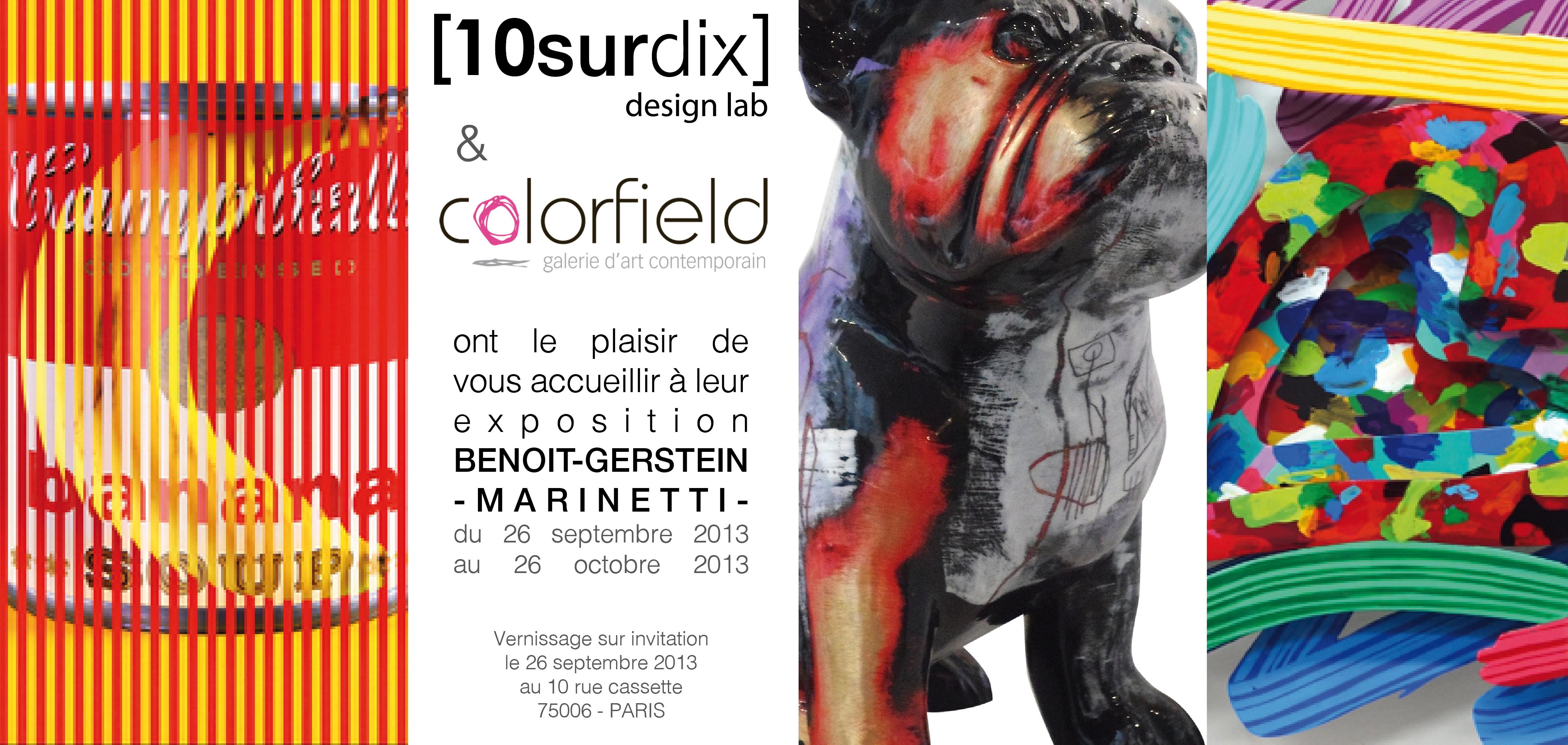 10surdix exposition benoit gerstein marinetti chez 10surdix 10surdix. Black Bedroom Furniture Sets. Home Design Ideas