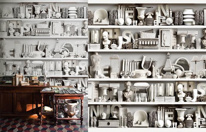 10surdix] | Papier peint Wall & Déco – My Museum | [10surdix]