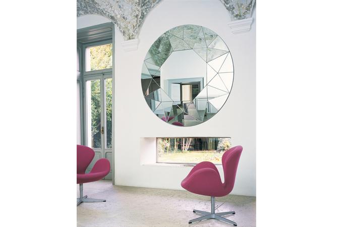 10surdix miroir dream diam 120 cm 10surdix for Miroir rond 120 cm