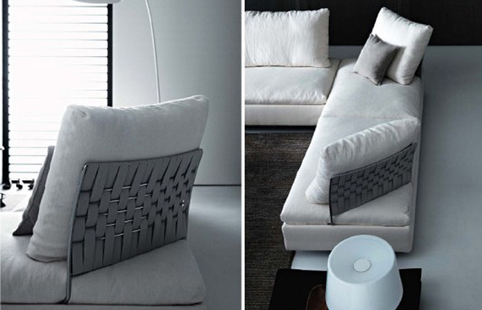 10surdix canap limes 230 cm tissu 10surdix. Black Bedroom Furniture Sets. Home Design Ideas