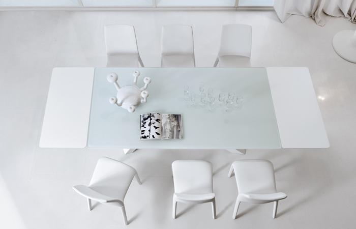 10surdix Table Big Table Extensible 200 100 Cm