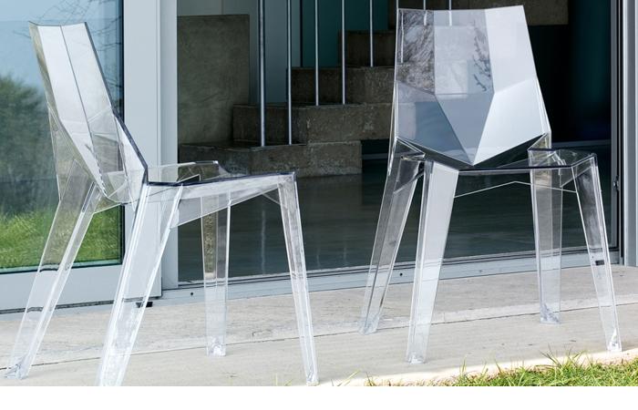 chaise poly polycarbonate 10surdix. Black Bedroom Furniture Sets. Home Design Ideas