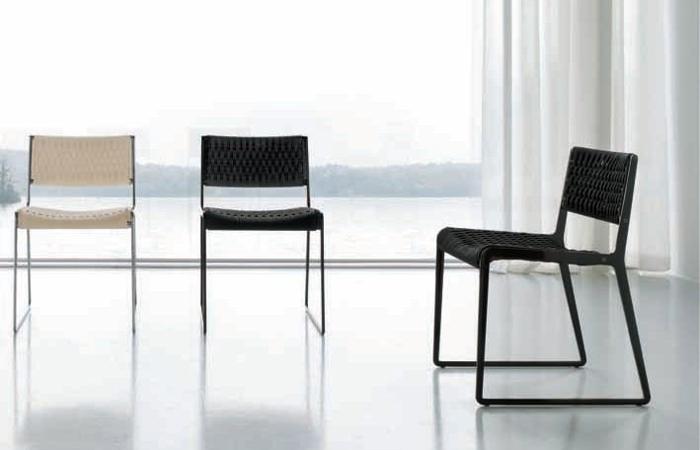 10surdix] | chaise wing ? corde nattée couleur naturelle | [10surdix] - Chaise Corde Tressee