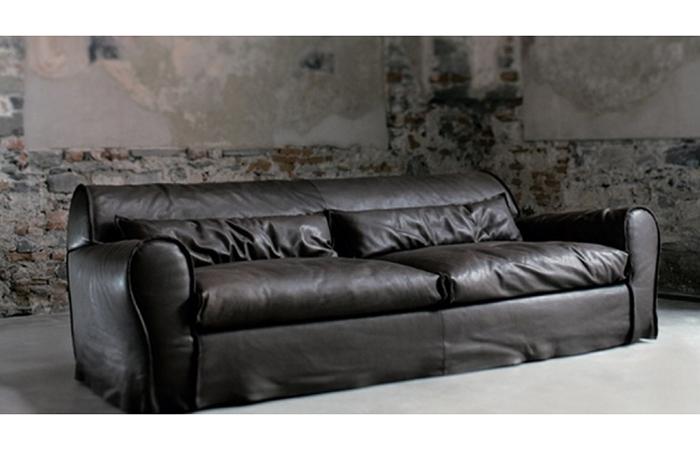 10surdix canap housse 225 cm l plume gris 10surdix. Black Bedroom Furniture Sets. Home Design Ideas
