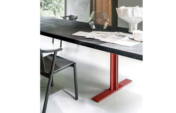 10surdix table memo 300 cm l pierre de lave 10surdix. Black Bedroom Furniture Sets. Home Design Ideas