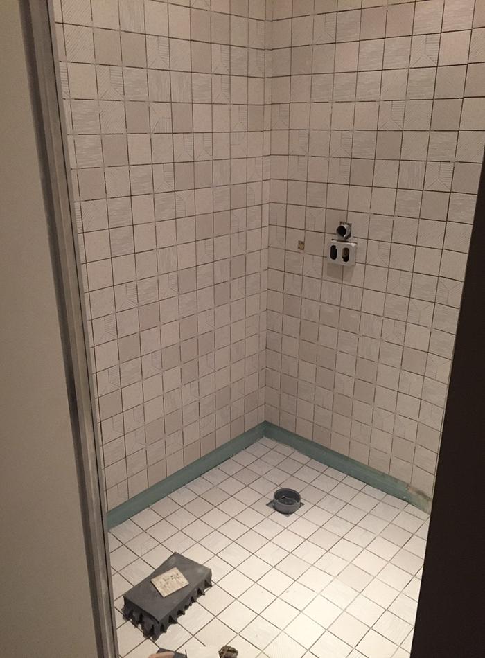 10surdix projet salle de bain 10surdix. Black Bedroom Furniture Sets. Home Design Ideas