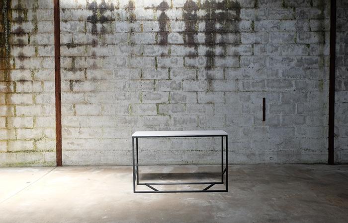 console steel tree 10surdix. Black Bedroom Furniture Sets. Home Design Ideas