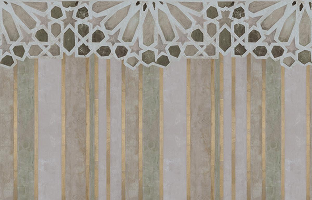 Papier Peint Wall Deco Circus