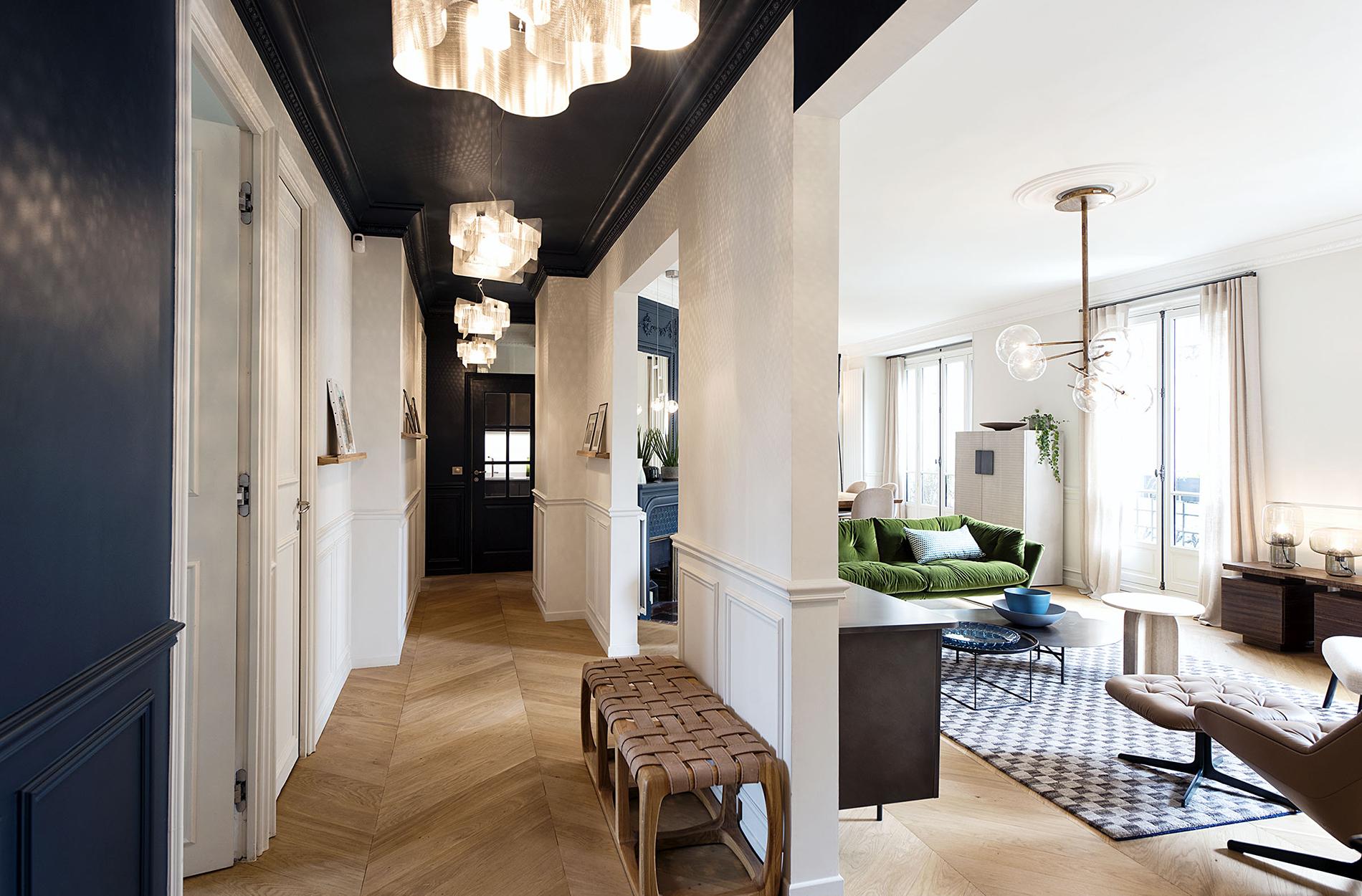 appartement vincennes 10surdix. Black Bedroom Furniture Sets. Home Design Ideas