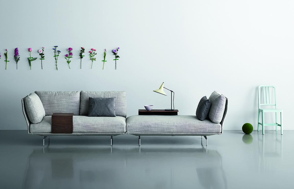 10surdix canap avant apr s 346 cm l tissu gris 10surdix. Black Bedroom Furniture Sets. Home Design Ideas