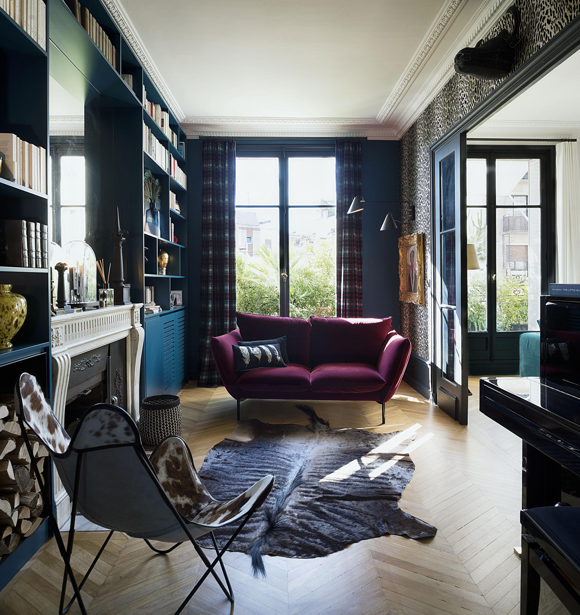10surdix appartement paris 16 10surdix. Black Bedroom Furniture Sets. Home Design Ideas