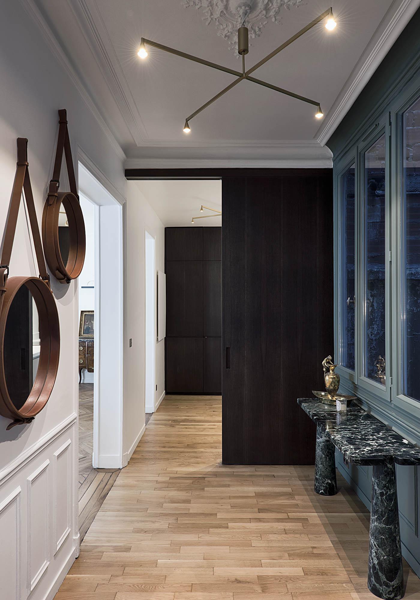r alisation d un appartement saint denis 10surdix. Black Bedroom Furniture Sets. Home Design Ideas