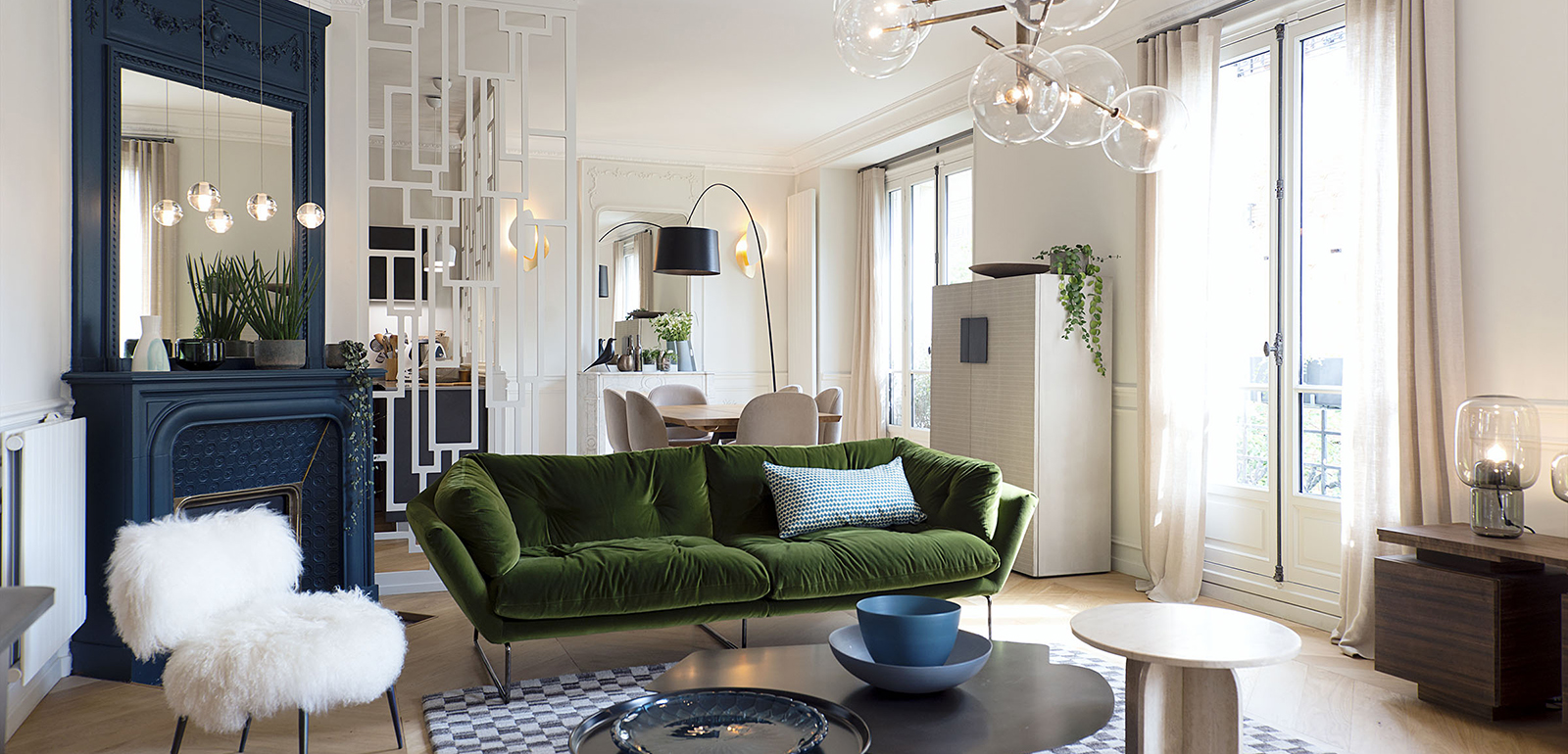 Ameublement Et Decoration D Un Appartement A Vincennes 10surdix